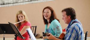 The Liz Madden Trio, Photo Courtesy of Jeannie Dyke and Liz Madden